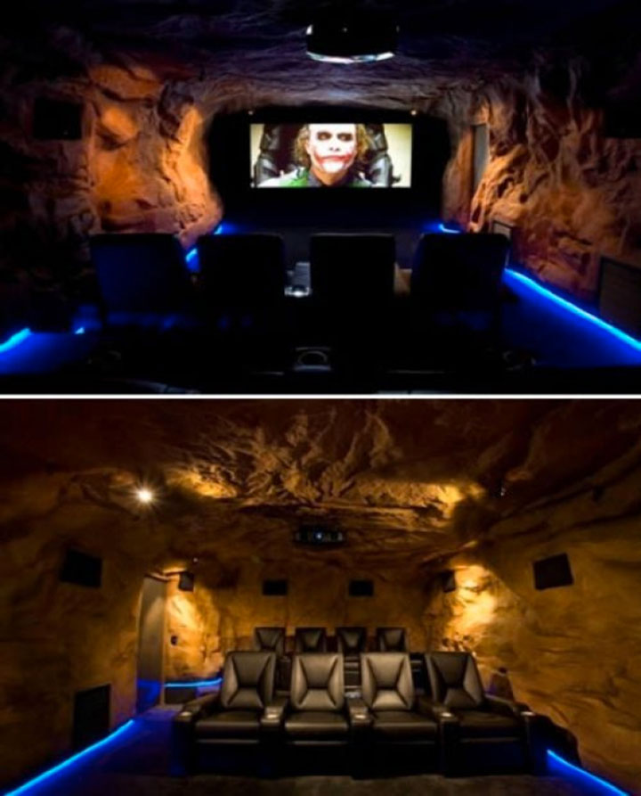Geek Culture: Top 20 Examples Of Geek Living Rooms -10