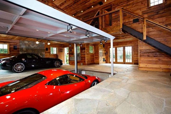 Geek Culture: Top 20 Examples Of Geek Living Rooms -11