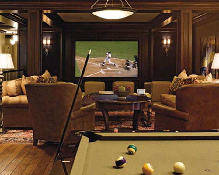 Geek Culture: Top 20 Examples Of Geek Living Rooms -14