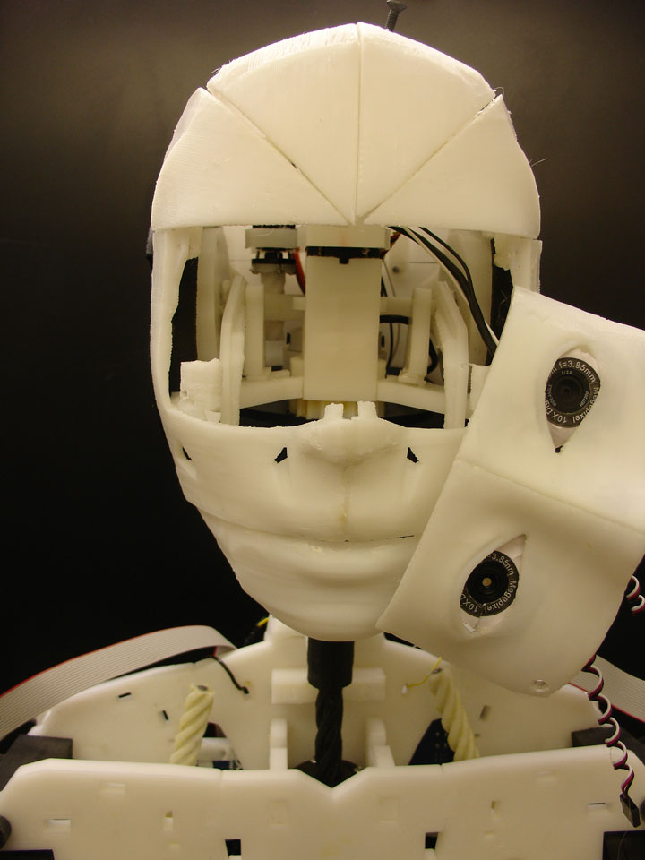 Inmoov: The First Humanoid Robot That You Can Print At Home Using 3D Printer-2
