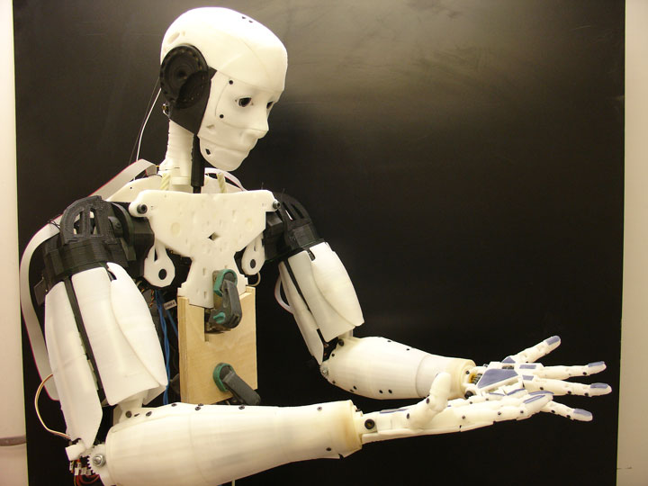 Inmoov: The First Humanoid Robot That You Can Print At Home Using 3D Printer-5