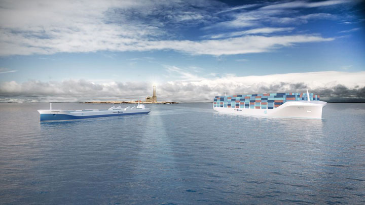 Autonomous Unmanned Vessels Will Revolutionize The Shipping Industry-