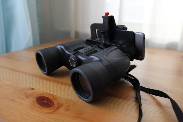 SnapZoom With Binoculars Turn Your Smartphone Into A High Definition Camera-3