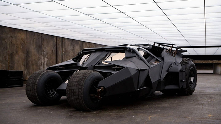 The Bat Car-20 Completely Strange And Original Cars For The Roads (Photo Gallery)-10
