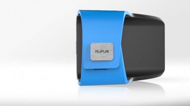 Rufus Communicator in Blue Color