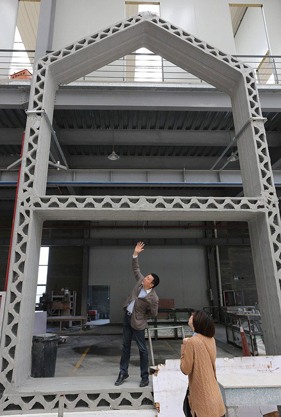 Build A Giant 3D printed Home In Just 24 Hours For less than $6000-4