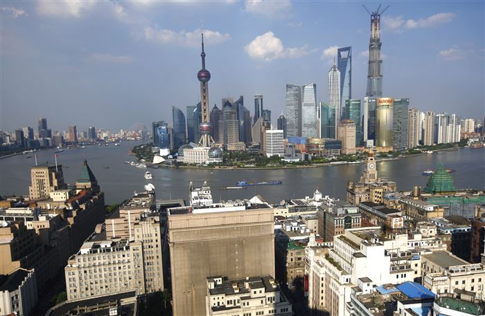 Shanghai 1987 - 2013-The Change In The Skyline Of World's Top 11 Most Famous Cities-16