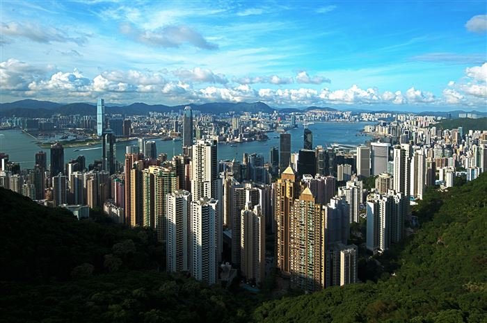 Hong Kong 1962 - 2011-The Change In The Skyline Of World's Top 11 Most Famous Cities-5