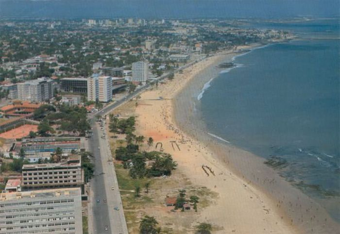 Fortaleza, Brazil 1970 - 2011-The Change In The Skyline Of World's Top 11 Most Famous Cities-6
