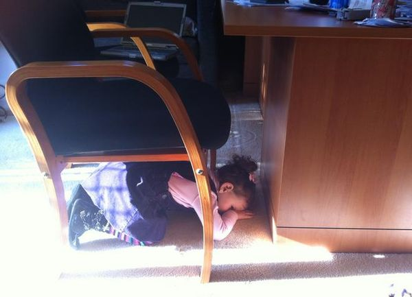 Top 20 Children Playing Hide and Seek Really Badly -