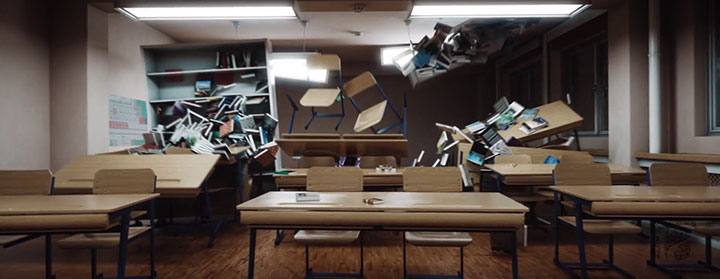 Crazy Furniture: A Short Film About The Secret Life Of Classrom Furniture-6