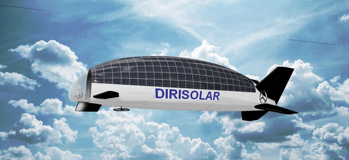 DIRISOLAR: A Futuristic Solar Powered Airship For The Family-2