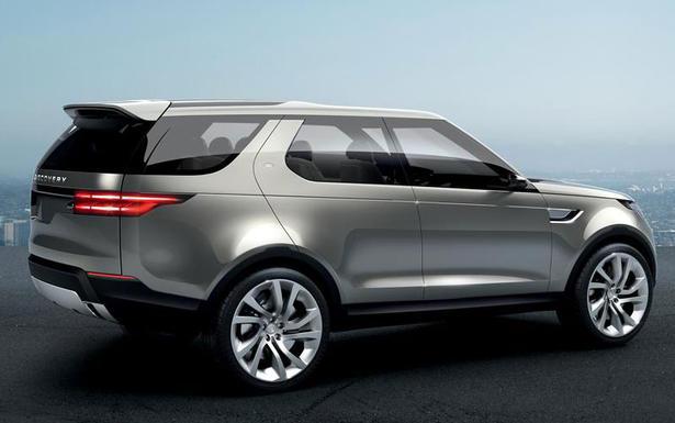 Range Rover Concept Car