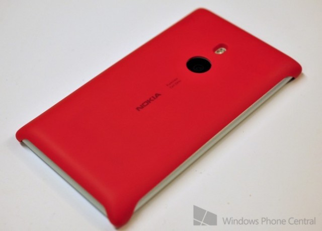 Nokia Lumia Wireless Charging Phone