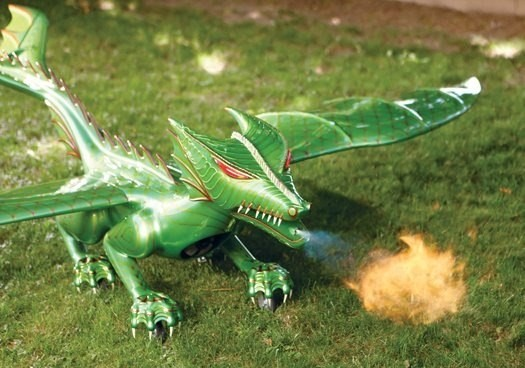 Rick's dragon