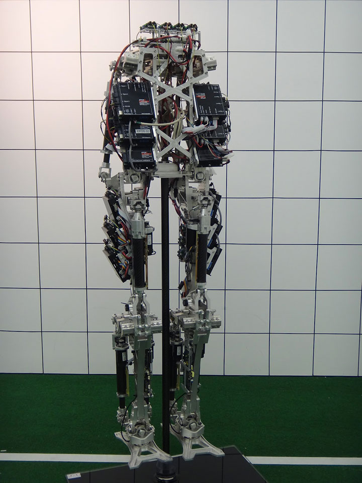 Saffir: A Firefighting Robot Designed By U.S. Navy Against Fires At Ship-2