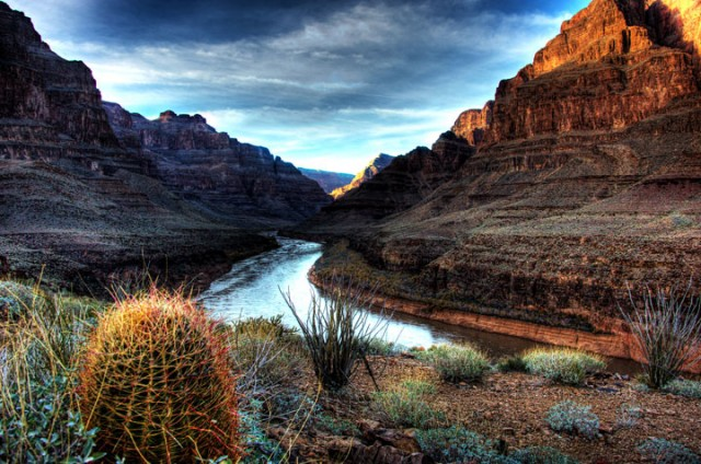 The Grand Canyon -Arizona (United States)-Stunning Photographs Reveal The Astounding Beauty Of our planet-7