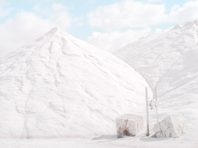 Stroll Through This Surreal Landscape Formed By Gigantic Salt Mines-11