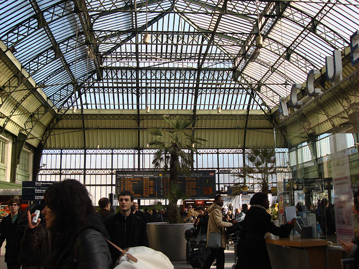 Gare de Lyon, Paris-World's Top 6 Most Majestic And Beautiful Train Stations-11