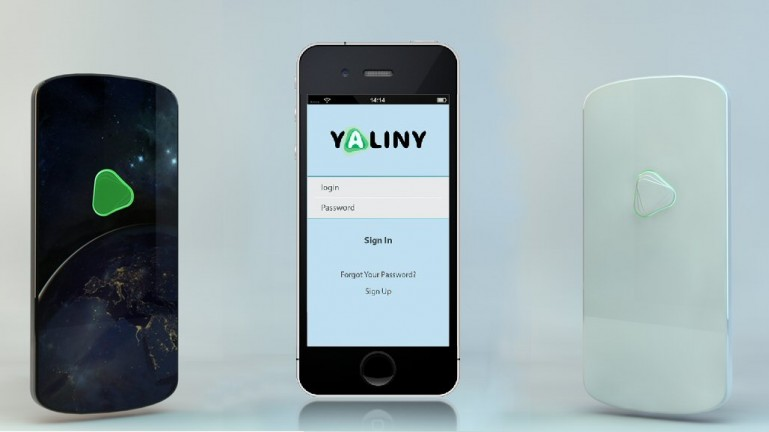 yaliny support android and iOS