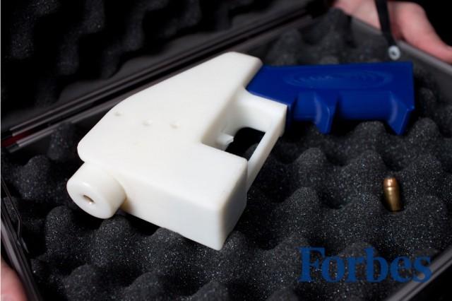 3D printed liberator