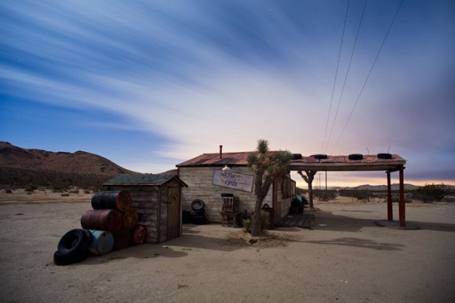 Most Intriguing Abandoned Places In Middle Of Mojave Desert-11