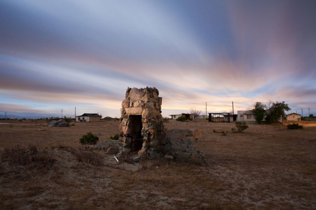 Most Intriguing Abandoned Places In Middle Of Mojave Desert-13