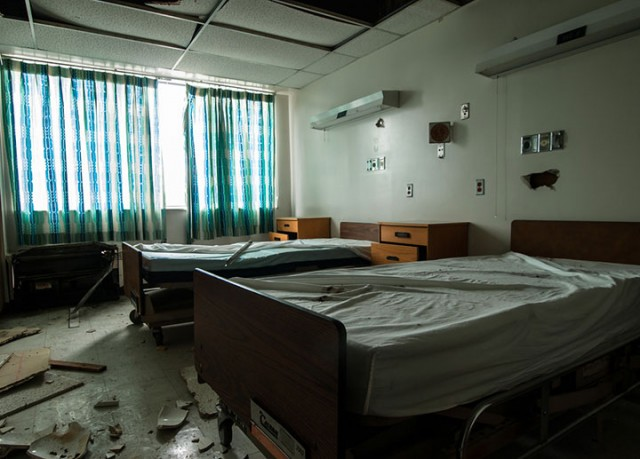 Empty Spaces: A Photographer Shares His Passion For Abandoned Places (Photo Gallery)-14