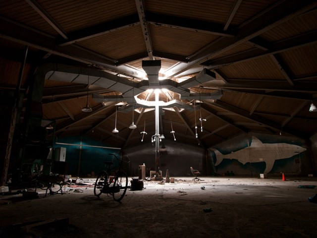 Empty Spaces: A Photographer Shares His Passion For Abandoned Places (Photo Gallery)-6