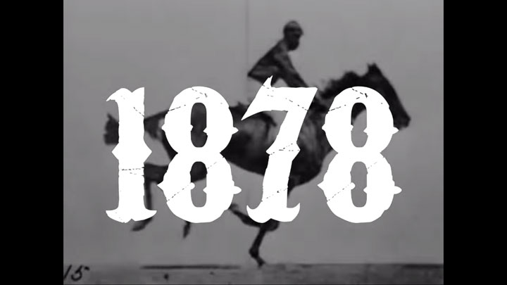 Evolution Of Special Effects From 1878 to 2014 In A Retrospective Video-
