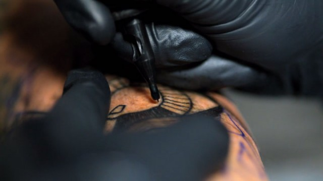 Fascinating Video Reveals Tattoo Making Close-up-7