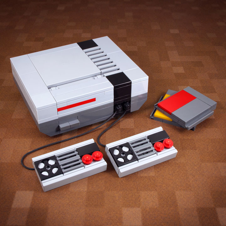 A LEGO Passionate Reproduces Amazing Models Of Everyday Objects-8
