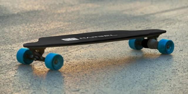 Marble electric skateboard
