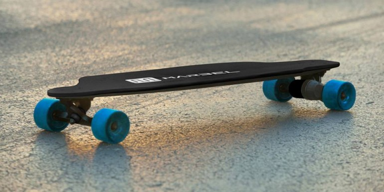 Marble electric skateboard