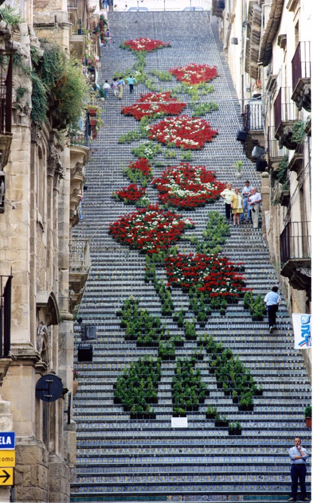 Sicily - Italy-Top 17 Most Beautiful Stairs That Will Make You Dreaming-1