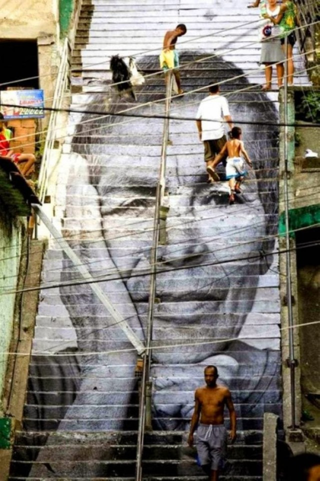 Rio de Janeiro - Brazil-Top 17 Most Beautiful Stairs That Will Make You Dreaming-2