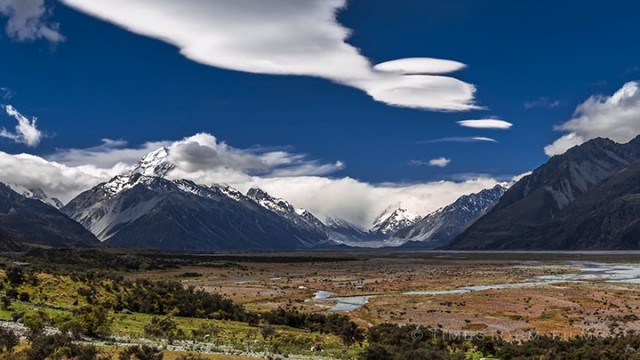 Discover The Most Beautiful Landscapes Of New Zealand (Time-Lapse Video)-15