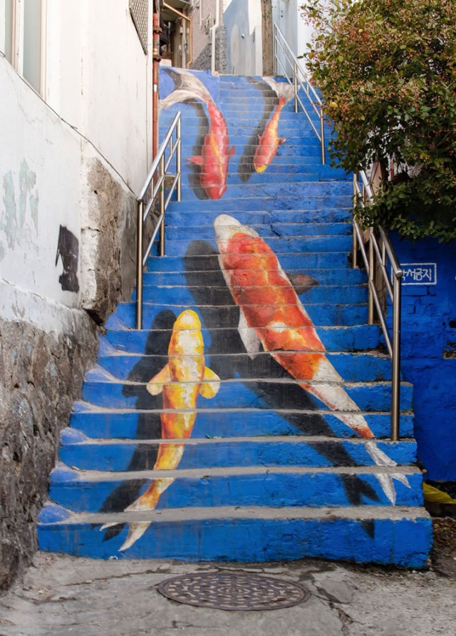 Seoul - South Korea-Most Beautiful Stairs That Will Make You Dreaming-2