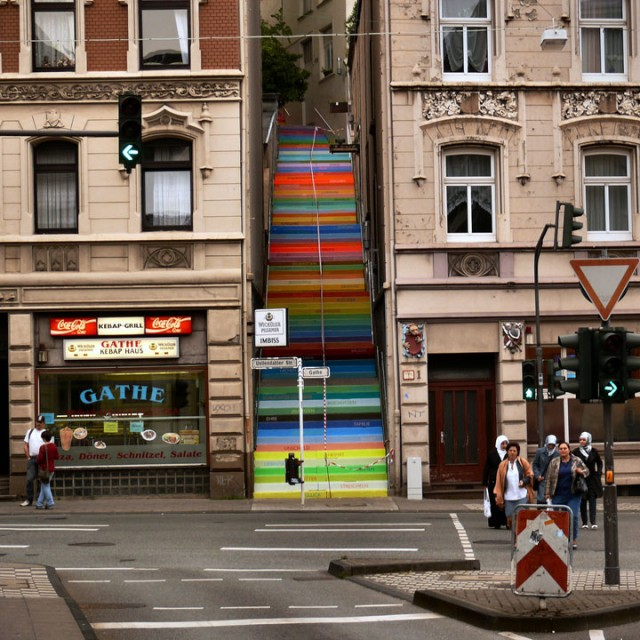 Wuppertal - Germany-Most Beautiful Stairs That Will Make You Dreaming-4
