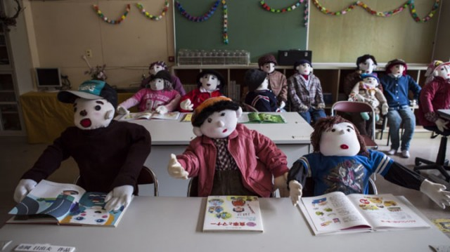 Nagoro: An Unusual Japanese Village Mostly Inhabited By Dolls-6