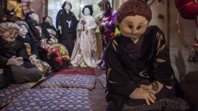 Nagoro: An Unusual Japanese Village Mostly Inhabited By Dolls-9