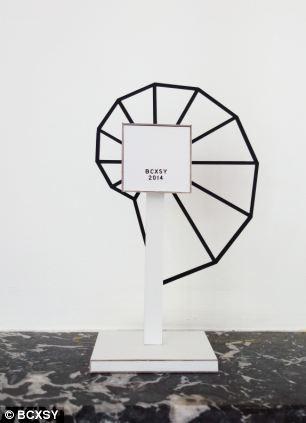 New Shell Shaped Clock