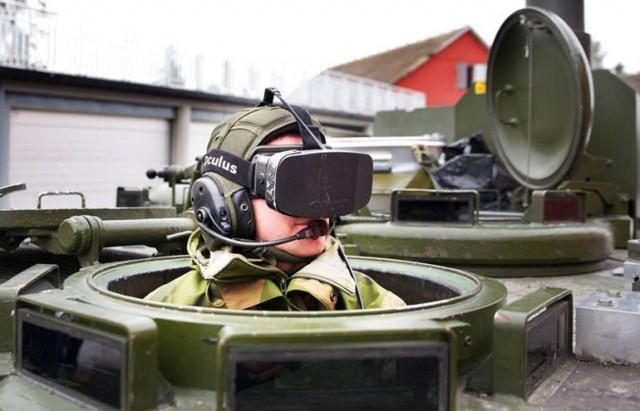 Norwegian Oculus Rift