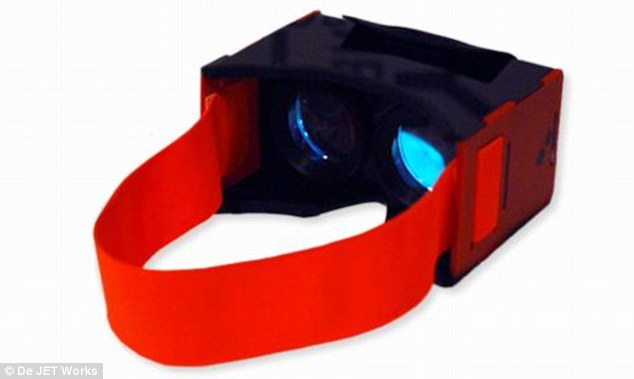 Polish Firm's Virtual Reality Gadget