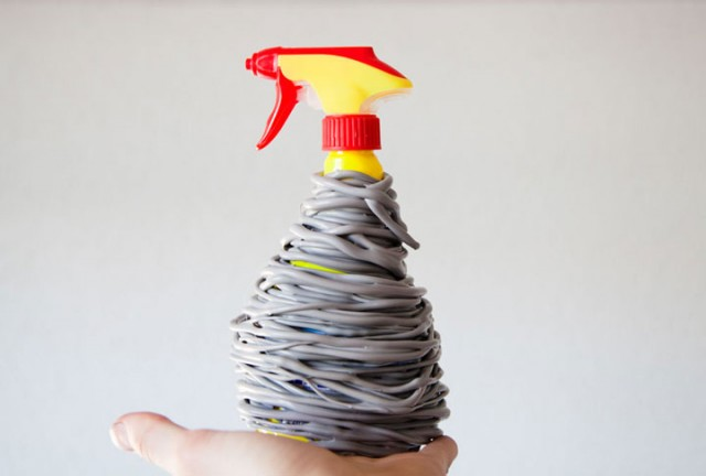 Recycle Plastic Garbage At Your Home Into Everyday Useful Objects-