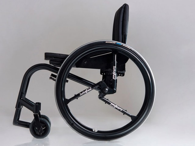 SoftWheel: A Revolutionary Shock Proof Wheel For The Wheelchairs-2