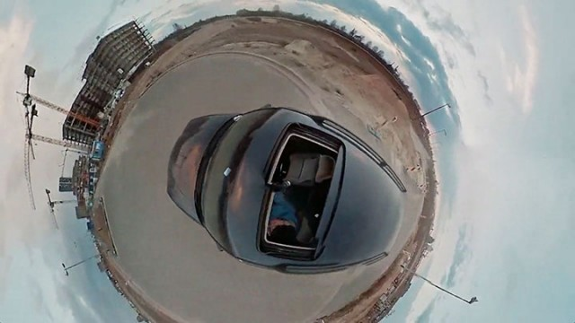 An Amazing Tiny planet Panorama Video Created Using 6 GoPro Cameras-3
