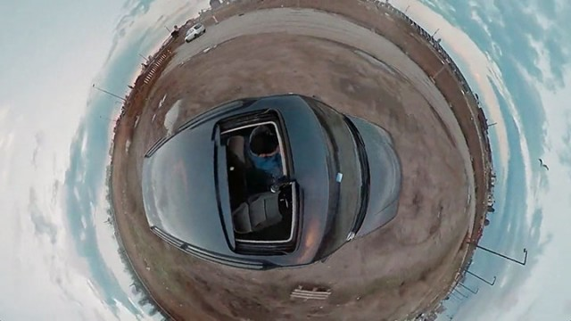 An Amazing Tiny planet Panorama Video Created Using 6 GoPro Cameras-4