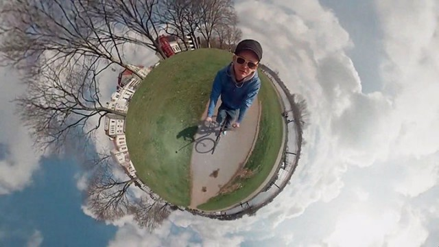 An Amazing Tiny planet Panorama Video Created Using 6 GoPro Cameras-5