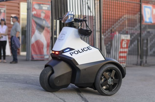 Tricycle for Security